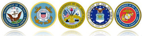 United States Military Branch Insignia